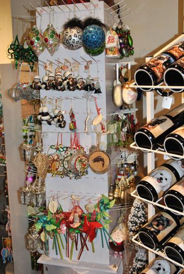 Dunham's ornaments