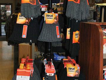 Men's Gloves & Winter Hats