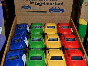 Toys Green Toys Mini Cars
