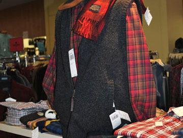 Men's Hat, Scarf & Vest
