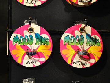 Juniors Mood Rings