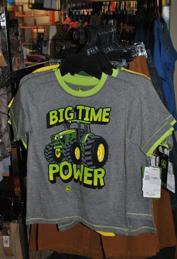 Kids Boys Tractor Tee